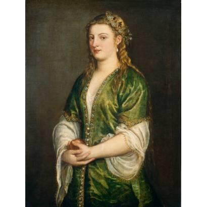 Фотообои Портрет Леди | арт.1882