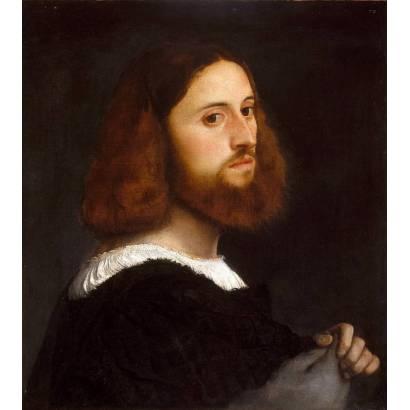 Фотообои Портрет Мужчины | арт.1883