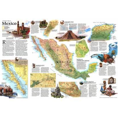 Фотообои Мексика 1994 | арт.1913