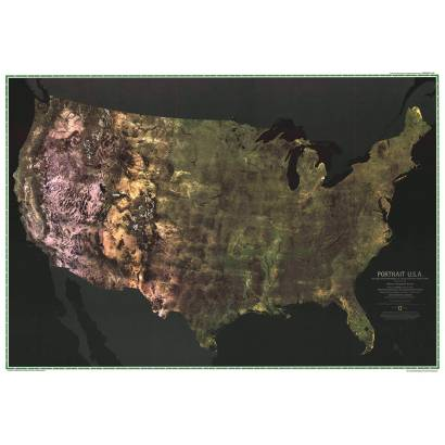 Фотообои США 1976 | арт.1919
