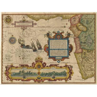 Фотообои Юго-запад Африки 1596 | арт.1949
