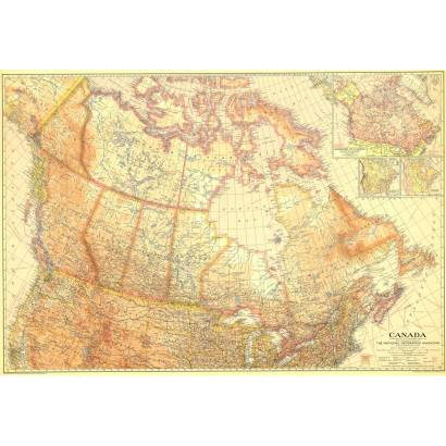 Фотообои Канада 1936 | арт.196