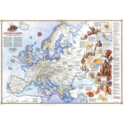 Фотообои Европа 1983 | арт.198