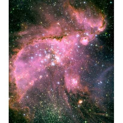 Фотообои Звёздное скопление | арт.2016