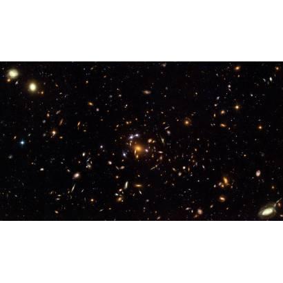Фотообои Спиральная галактика | арт.2024