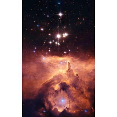 Фотообои Космический объект Кассиопеи | арт.2028