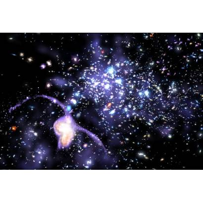 Фотообои Вселенная | арт.203