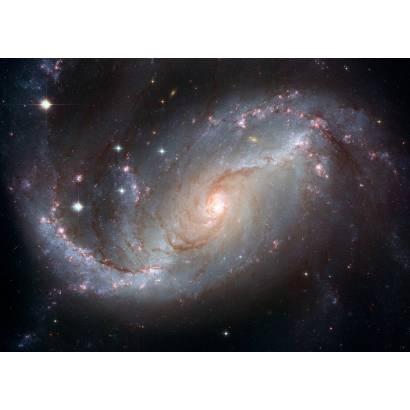 Фотообои Галактика в созвездии Ворон | арт.2030