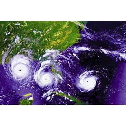 Фотообои Ураган Эндрю | арт.204