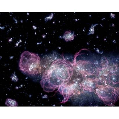 Фотообои Туманность Андромеды | арт.2058