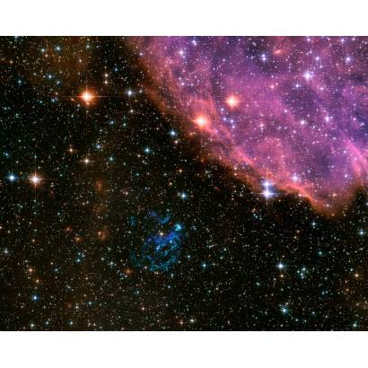 Фотообои Скопление звездной пыли | арт.2068