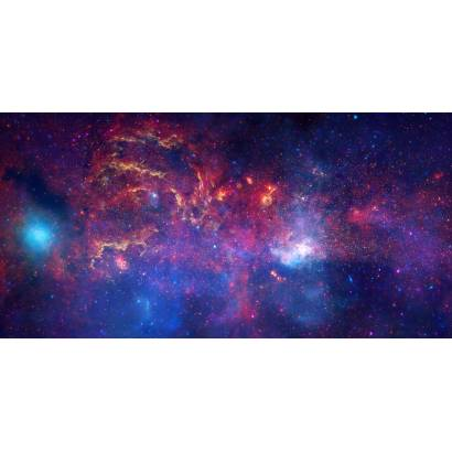 Фотообои космическая лента | арт.2072