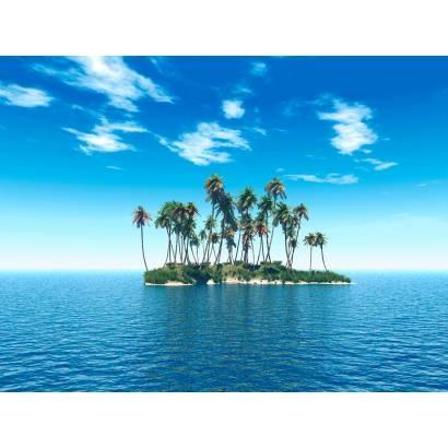 Фотообои Остров | арт.2143