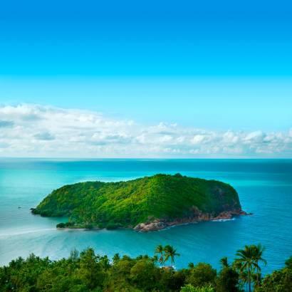 Фотообои Остров | арт.216