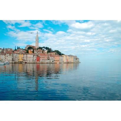 Фотообои Город у моря | арт.2173