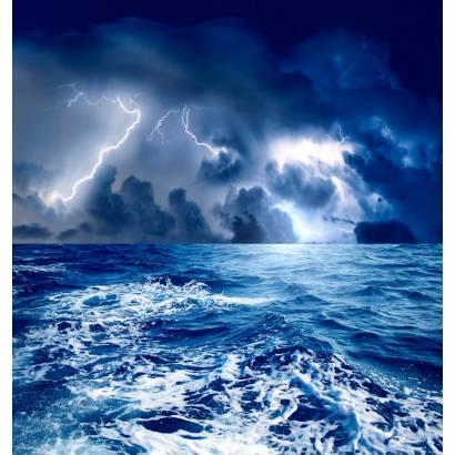 Фотообои Гроза В Море | арт.2176