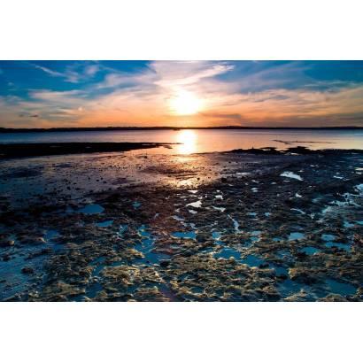 Фотообои Морской Закат | арт.2180
