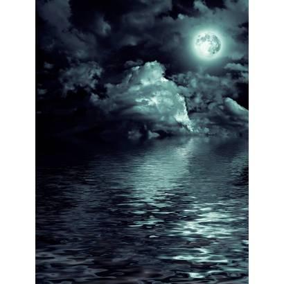 Фотообои Ночное Море | арт.21153