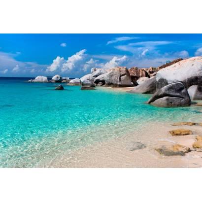 Фотообои Каменистый Пляж | арт.21166