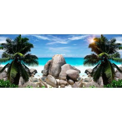 Фотообои Пальмы у моря | арт.21205