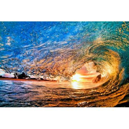 Фотообои Солнечная Волна | арт.21224
