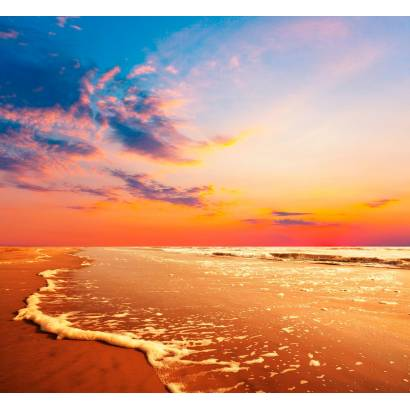 Фотообои Закат на пляже | арт.21228