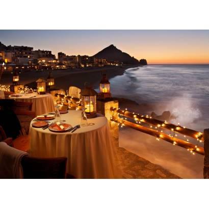 Фотообои Ужин на пляже | арт.21230