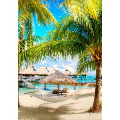 Фотообои Пальмы у моря | арт.21244