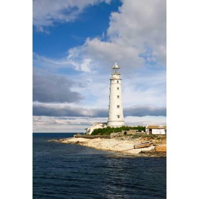 Фотообои Белоснежный маяк | арт.21270