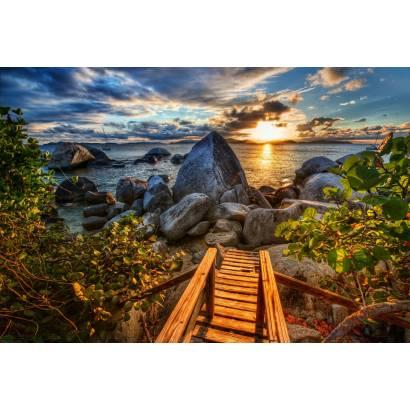 Фотообои Берег моря | арт.21277