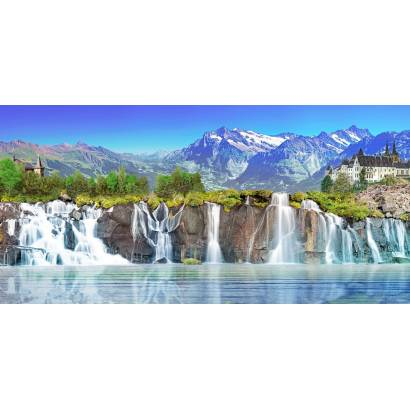 Фотообои Водопады | арт.22100