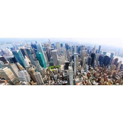 Фотообои Панорама мегаполиса | арт.22106