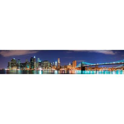 Фотообои Нью-Йорк панорама | арт.2226