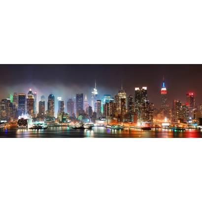 Фотообои Нью-Йорк панорама | арт.2227