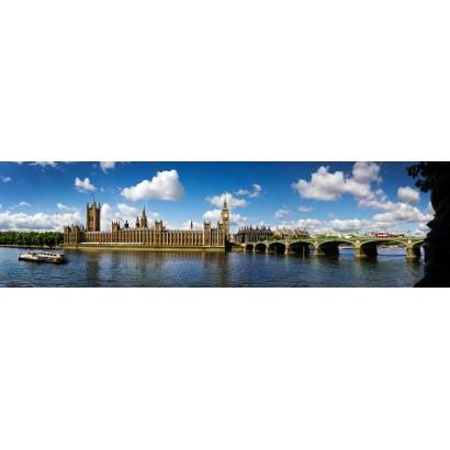 Фотообои Лондон живопись | арт.2229