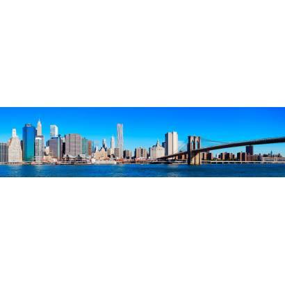 Фотообои Нью-Йорк панорама | арт.2232