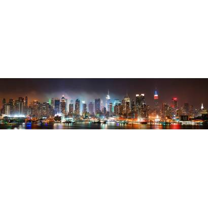 Фотообои Нью-Йорк панорама | арт.2234