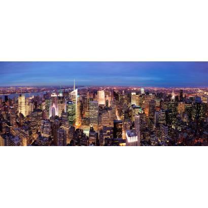 Фотообои Нью-Йорк панорама | арт.2241