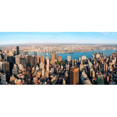 Фотообои Нью-Йорк панорама | арт.2249