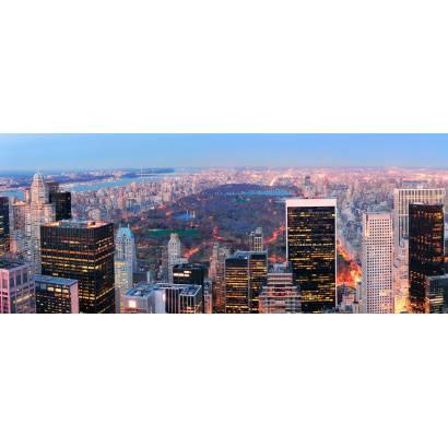Фотообои Вид на Центральный парк Нью-Йорка | арт.2267