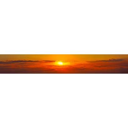 Фотообои Оранжевый закат | арт.2268