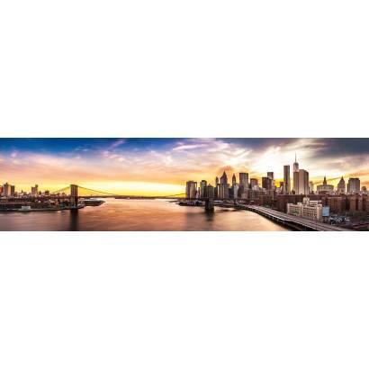 Фотообои Закат над городом | арт.2292