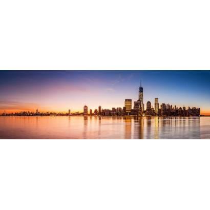 Фотообои Закат над городом | арт.2293