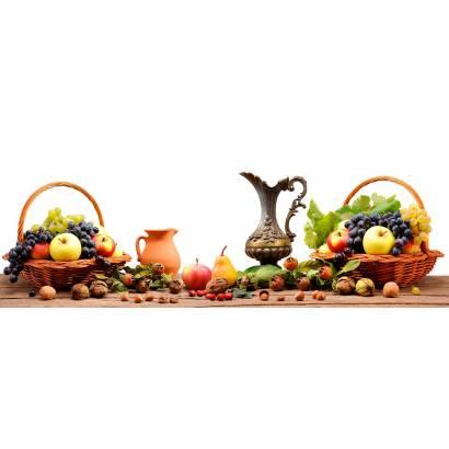 Фотообои Натюрморт с корзинами фруктов | арт.2296