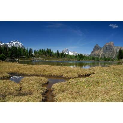 Фотообои Горное Озеро | арт.23202