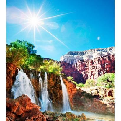 Фотообои Водопад | арт.23221