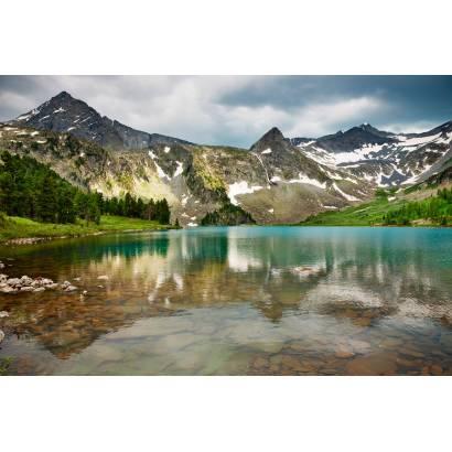 Фотообои Горное Озеро | арт.23324