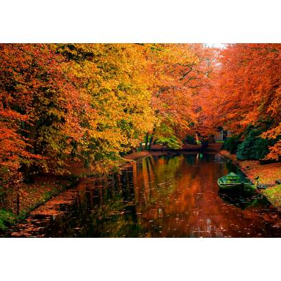Фотообои Осенний Парк | арт.23328