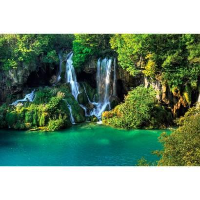 Фотообои Водопады | арт.23330
