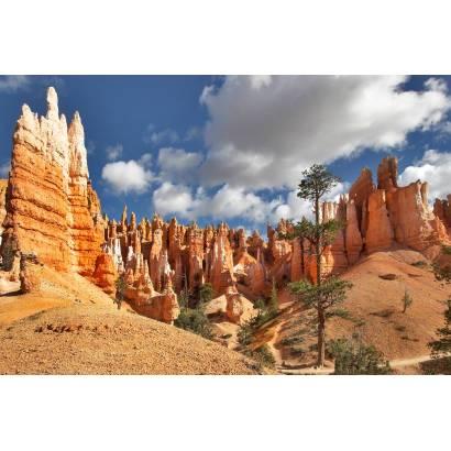 Фотообои Горы В Пустыне | арт.23331